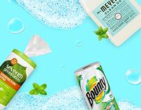 Amazon / Soap.com Digital Campaigns