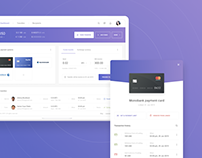 e-Funding - Payment System   UX, UI