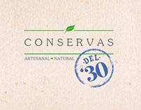 Conservas del 30