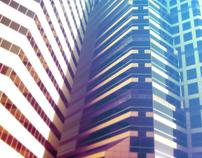 starburst city