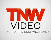 The Next Web - Logo intro
