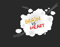 Brain vs Heart | Comic