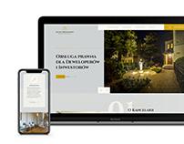 Kancelaria Macieja Drozdowskiego / Strona WWW
