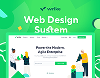Wrike Web Design System