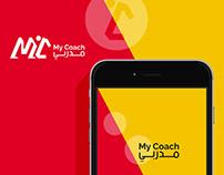 Branding for My Coach App