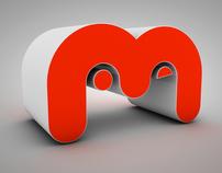 Mammal Logo in 3D