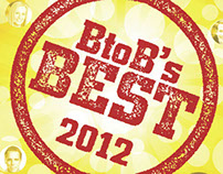 Received mention in BtoB's Best 2012 & 2013 Magazine