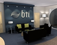 BTI Systems Lobby Renderings