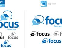 Focus App Logo Concept