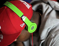 Dre Beats x 2012 Olympics For BNTL