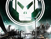 Metalheadz Flyer Designs