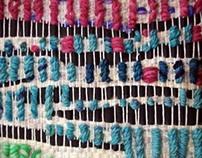 Unique weaving