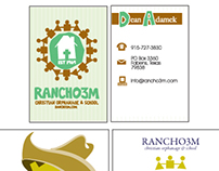 Rancho3M Business Cards