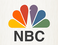 Logo Animation of NBC