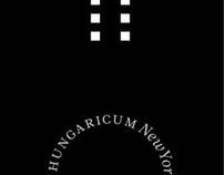 Magyar Intézetek arculata a) b)