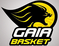 Logo for Portuguese Basket Premier League team.