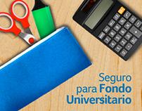 Seguro para Fondo Universitario
