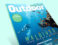 Outdoor Enthusiast Summer issue
