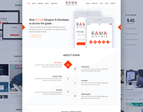 RAMA - Digital Agency