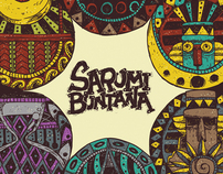 Sarumi Buntana : Graphic Novel