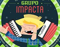 Festa Junina 2013 - Grupo Impacta
