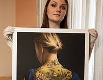 Limited edition of high-quality prints