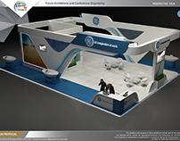GE stand design