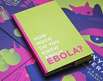 Ebola Campaign Mailer
