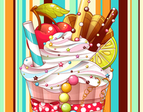 Sweets and Sparkles Mini Series