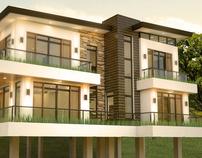 Roger Dockett & Cristina Subong House