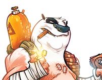 Commanda' Panda