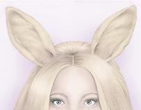 Typical Tash Prints - Rabbit Girls