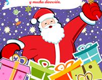 Convivio Navideño Infantil 2012