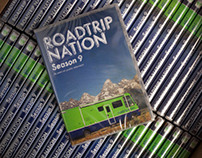 Roadtrip Nation: Season 9 DVD Packaging
