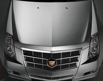 Cadillac CTS Booklet