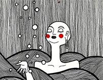 Calcomanías inspiradas en Moebius