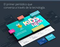 KidsNews - Competir