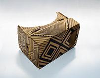 Murukututu - Óculos Realidade Virtual - Cardboard.