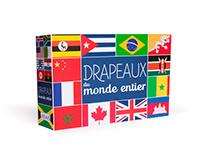 Drapeaux du monde entier - FLEURUS