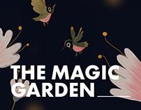 Theme Project for SK Telecom - The Magic Garden