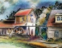 Krabat Mill Schwarzkollm