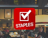 Staples Quick Wins App