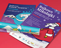 Fairy Tale Center in Pacanów - Posters and graphics