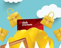 Ilustrated covers / Club El Territorio