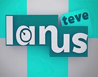 Lanús Teve |  Tv Branding