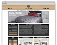 Rockmans Apartments Website