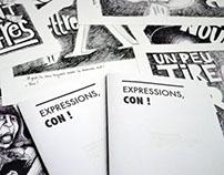 Expressions, con !