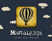 Nostalgiqa iOS app