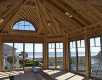 Isle of Palms, SC Shingle Style Home