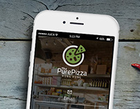 Pure Pizza Mobile Apps